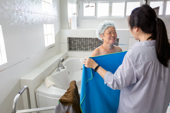 Tips 101: Bathroom Safety for the Elderly